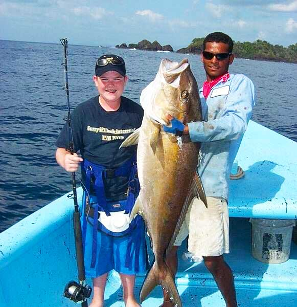 sport fishing lodge in panama, fishing in panama, offshore fishing in panama, panama offshore fishing