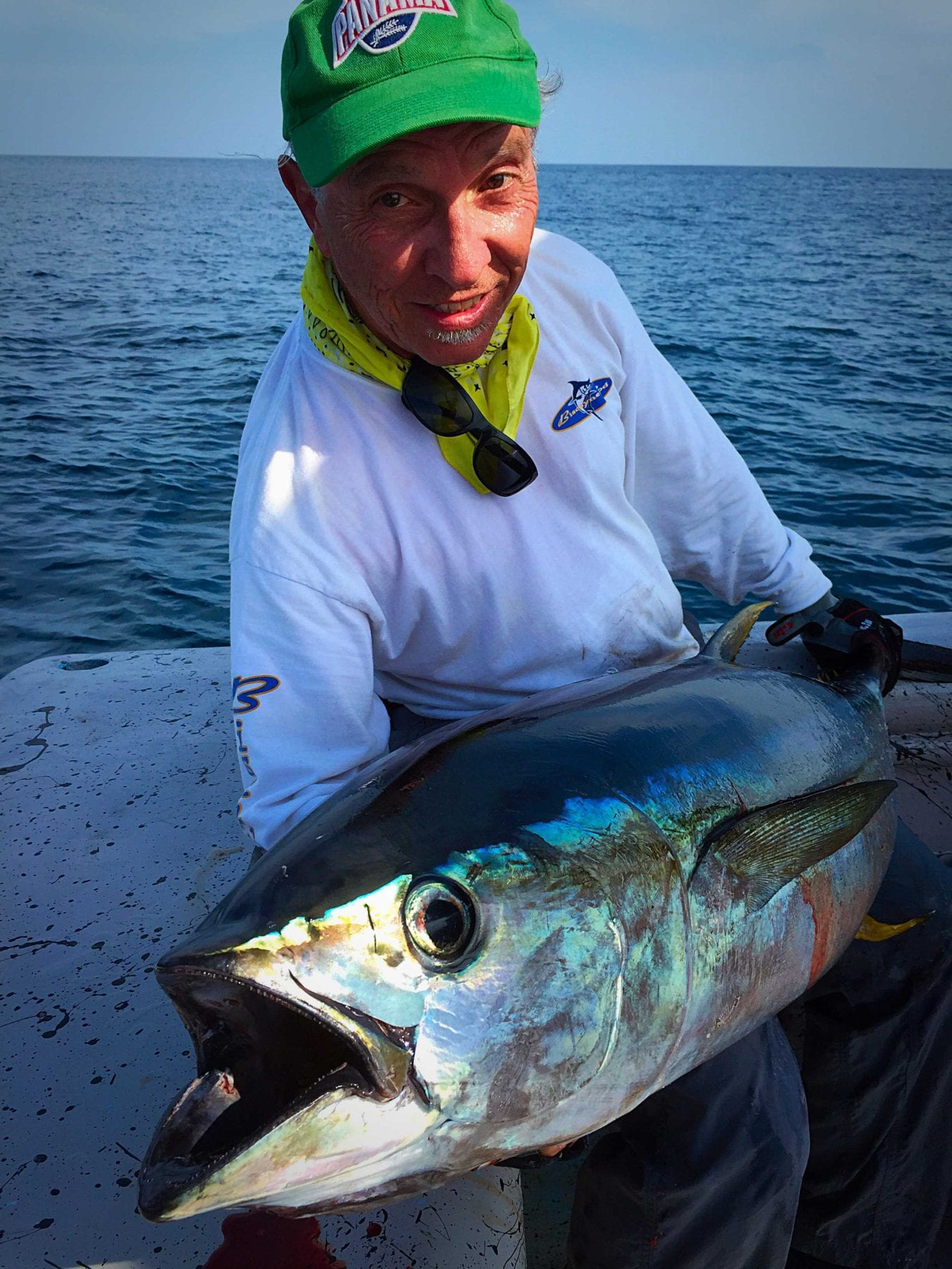 Top 5 panama saltwater game fish sought after by for Tuna fishing games
