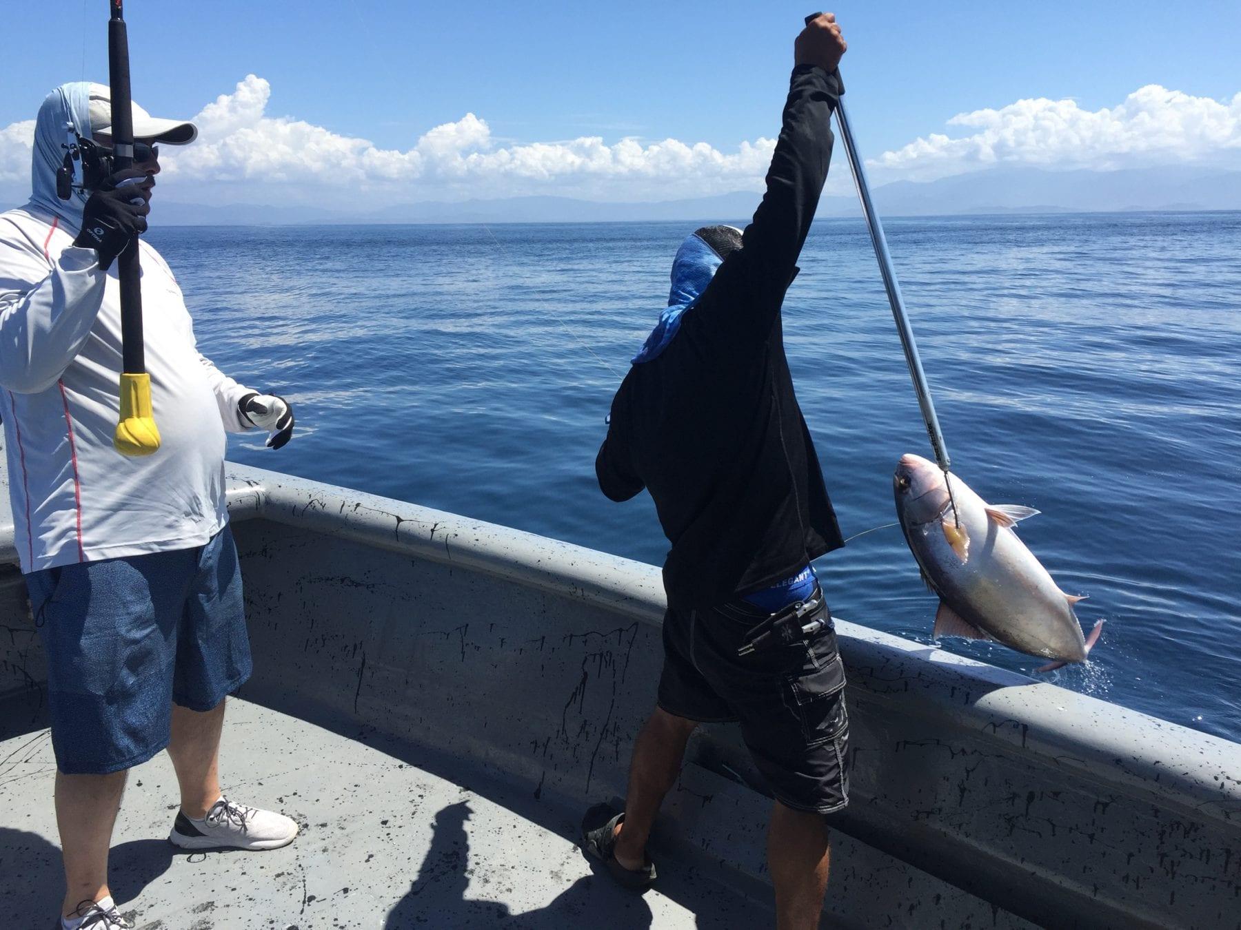 Fishing charters in panama el rio negro panama sport for Pcb fishing charters