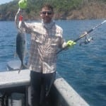central america fishing popping and jigging inshore fishing