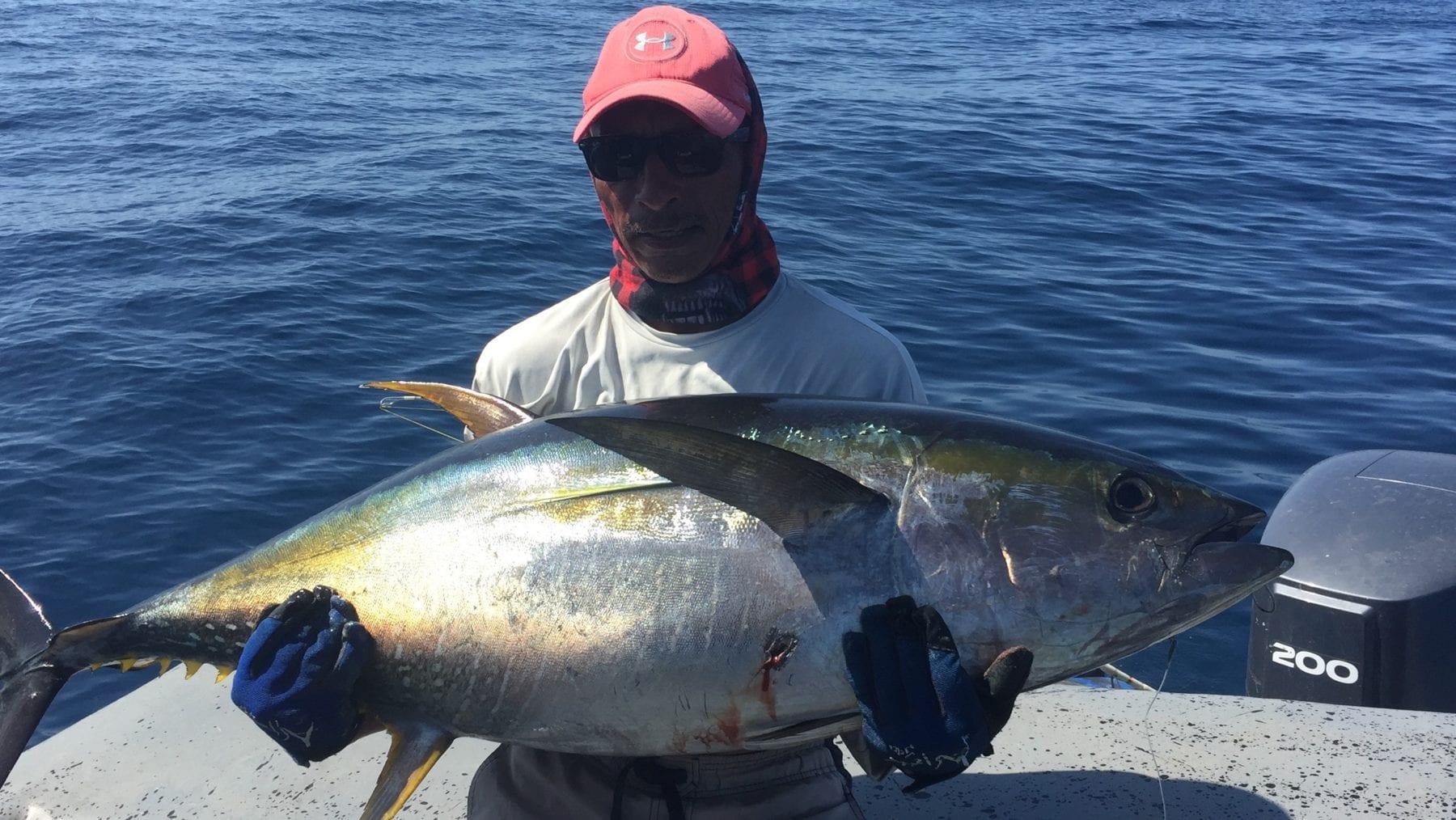 March panama fishing report fishing tuna coast panama for Tuna fishing season